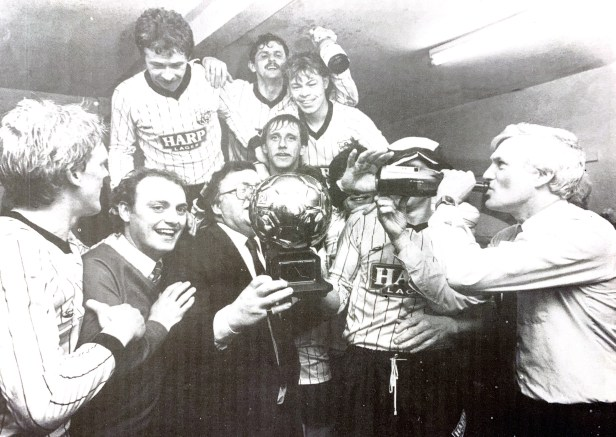 RETRO | 1989: A gala night at Oriel Park when the stars came out ...