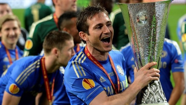 Frank Lampard Europa League