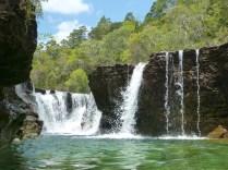 Beauty at the falls