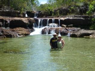 Us at Twin Falls