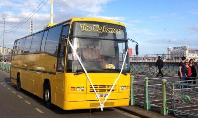 Bus and Coach hire Brighton