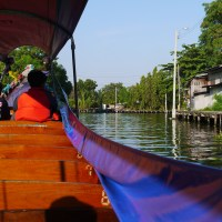 Exploring Bangkok by Khlong Boat