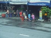 Songkran - Children