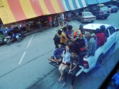 Songkran - Pickup Truck