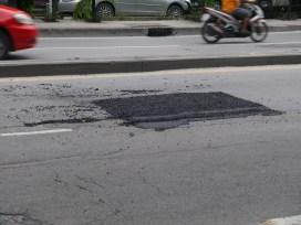 Roadworks Bangkok