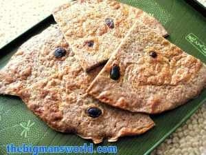 Cinnamon Raisin Flatbread