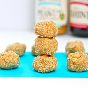 Single Serve Nut Butter Breakfast Cookie Dough- High in protein, low in sugar and a sinfully nutritious start! - thebigmansworld.com