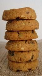 Single Serve Breakfast Cookies (Gluten Free)