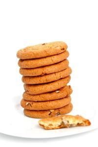 Single Serve Caramel Pecan Breakfast Cookies (Gluten Free, High Protein)- thebigmansworld.com