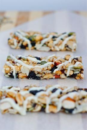 Copycat KIND Bars (Gluten Free, Vegan)