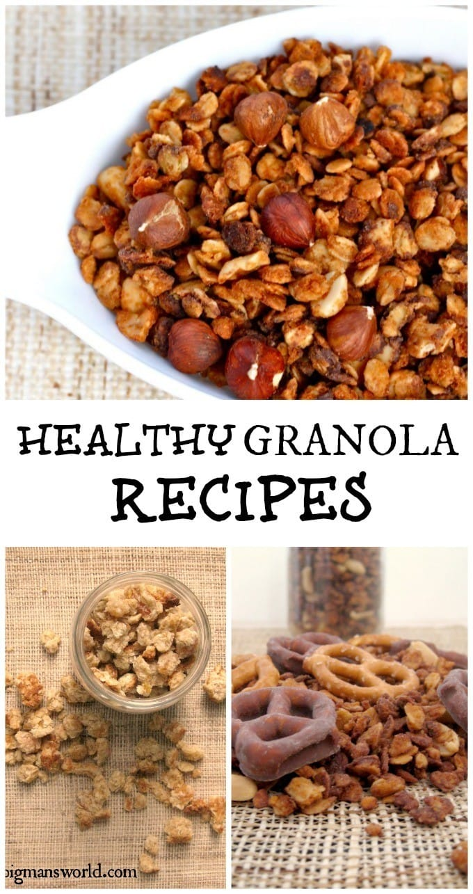 healthy_granola_recipes
