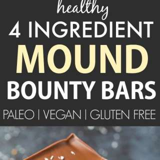 Healthy Bounty Bars