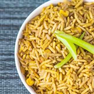 Fluffy Coconut Basmati Rice