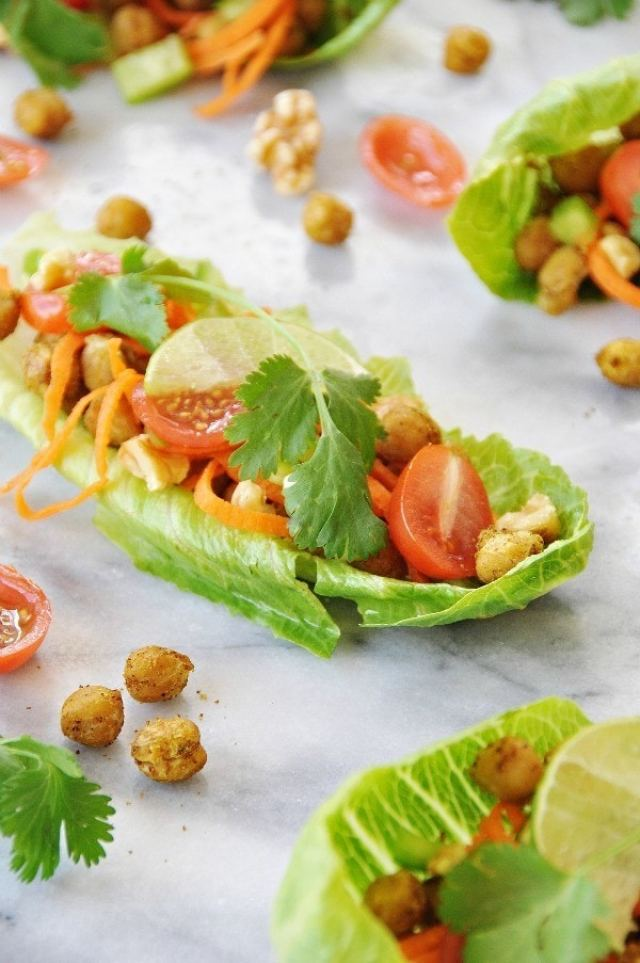 Spicy-Roasted-Chickpea-Lettuce-Wraps-5