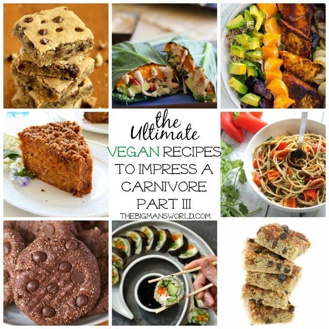 The Ultimate Vegan Recipes to impress a carnivore! @thebigmansworld - thebigmansworld.com