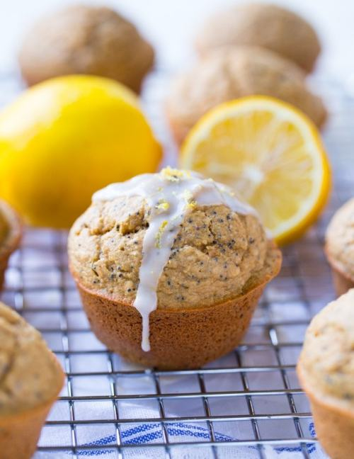 Lemon Poppy Seed Muffins 3