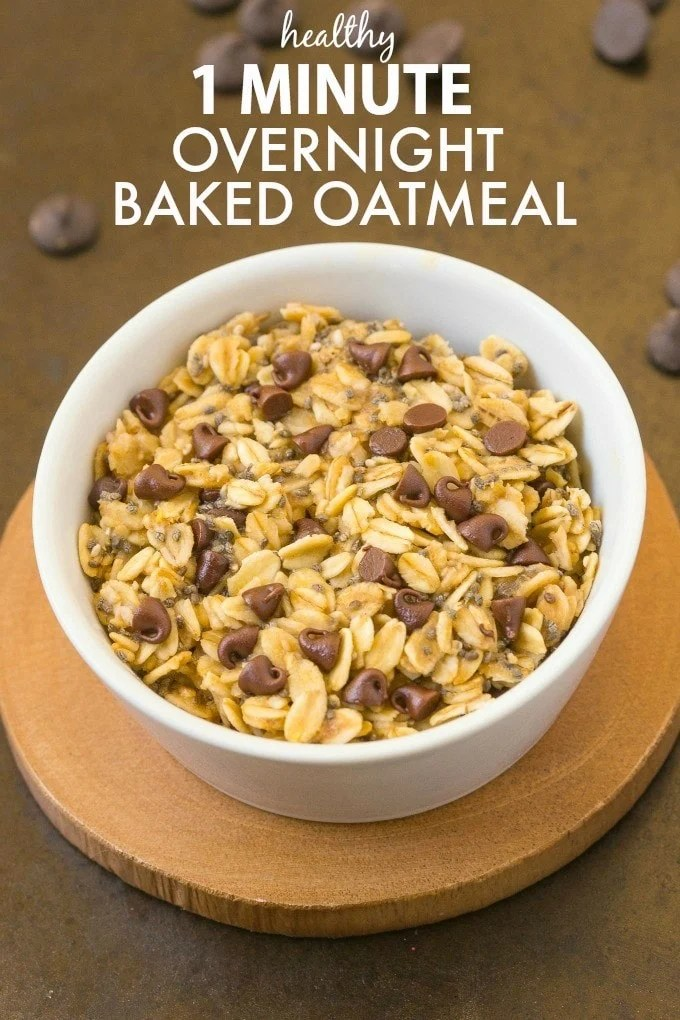How To Cook Baked Oats