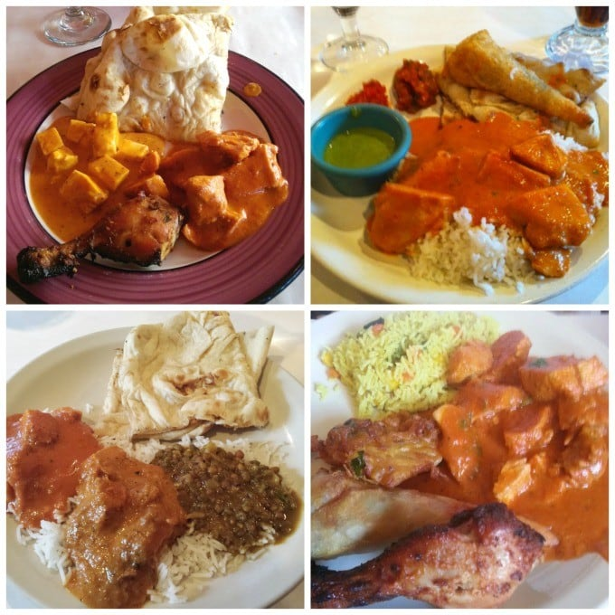 Indian-buffet