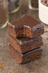 Healthy No Bake Breakfast Brownies (Paleo, Vegan, Gluten Free)
