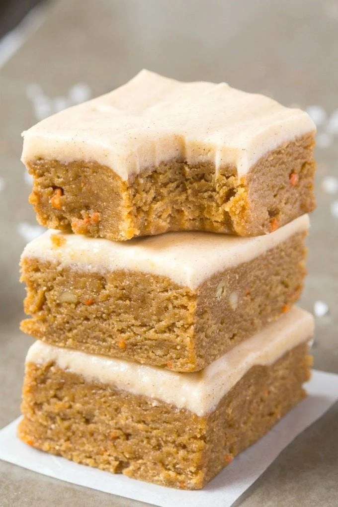 Carrot Cake Made With Butter Instead Of Oil
