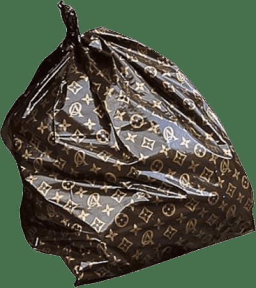 Versace Garbage Bag