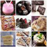 The BEST Clean Eating + Healthy Valentine's Day Desserts and Treats! No-bakes, cakes, cookies, bars, smoothies, sweets and MORE- Many sugar free and dairy free options! {vegan, gluten free, paleo recipe options}- thebigmansworld.com