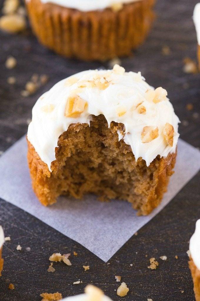 Recipe wheat free carrot cake