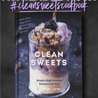 Clean Sweets Cookbook- It's HERE!