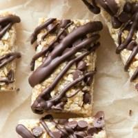 Easy homemade no bake gluten free vegan protein bar recipe