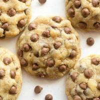 Pumpkin Spice Chocolate Chip Cookies Recipe