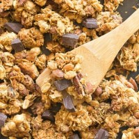 how to make keto granola from scratch