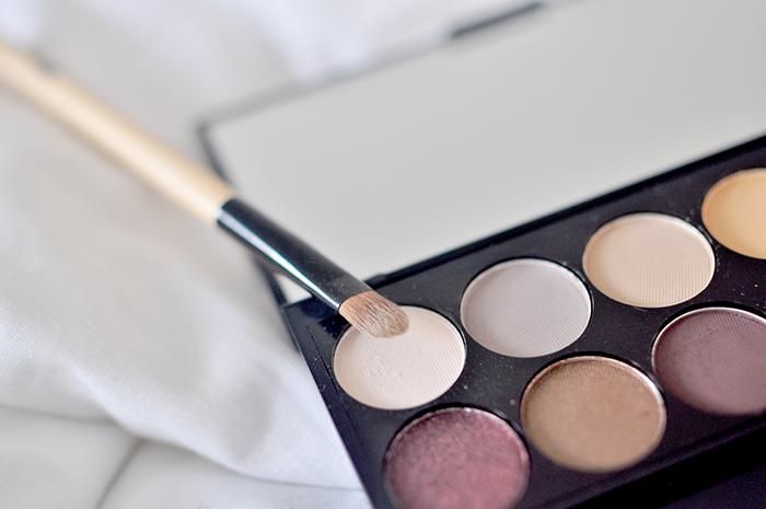 sleek bh cosmetics make up rouge eyeshadow palette VI