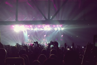 Disclosure live concert Berlin Arena