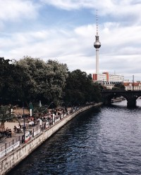 Berlin during Autumn