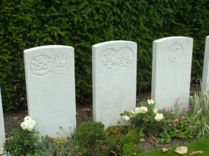 Ypres Town Cemetery Extension