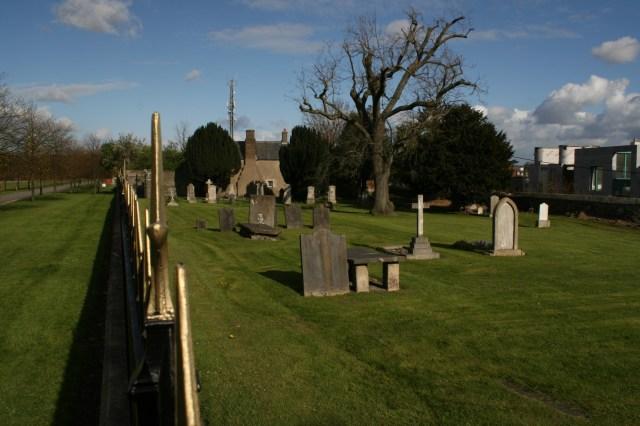 Royal Hospital Burial Grounds