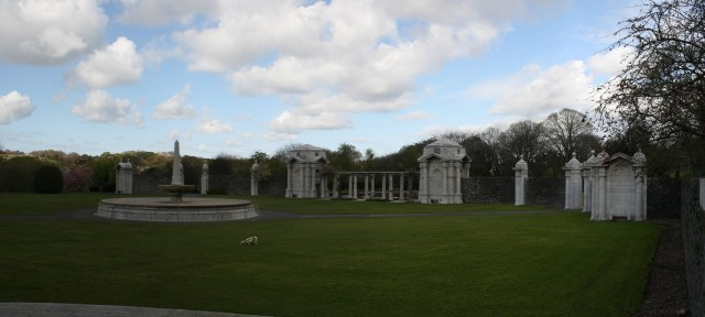 Irish National War Memorial Panorama 2