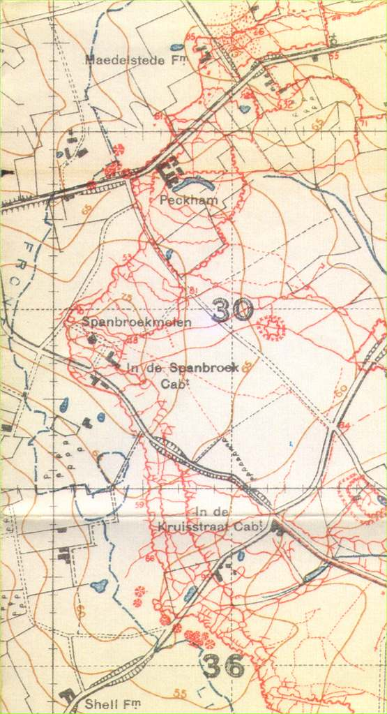 SpanbroekmolenApril201916Trench Map