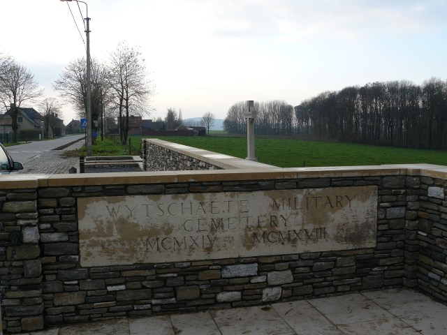 Wytschaete Military Cemetery
