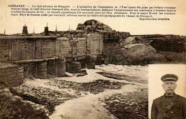 Nieuport Postcard