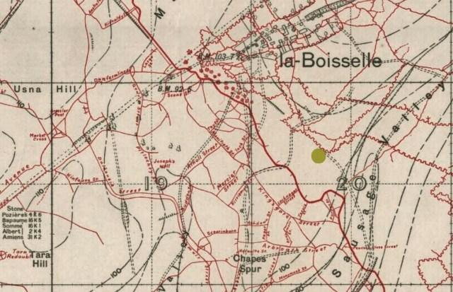 Lochnagar Map 3 - Copy