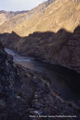 Oregon Snake River Trail.