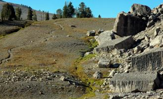 Death Canyon Shelf.