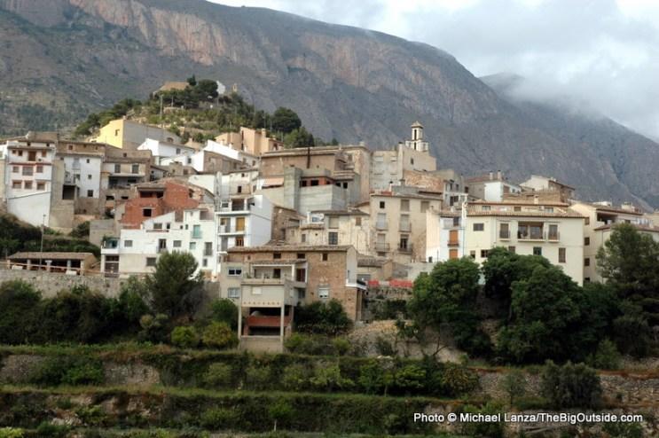 The village of Sella.