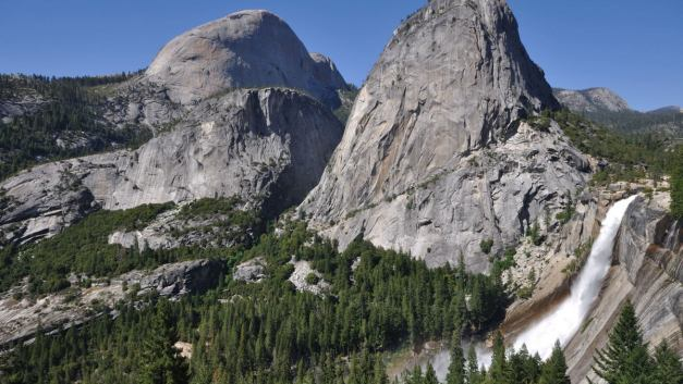 The Magic of Hiking to Yosemite's Waterfalls