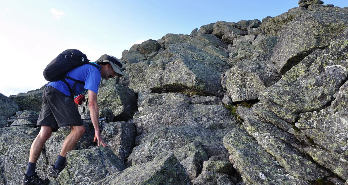 One Photo, One Story: Dayhiking the Presidential Range
