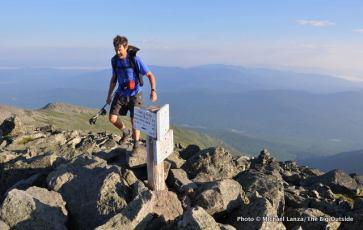 Summit of Mount Adams.