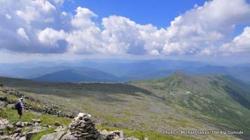 Crawford Path, Mount Washington.