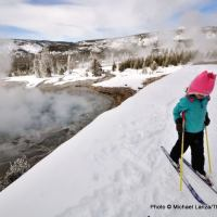 Biscuit Basin Trail, Upper Geyser Basin, Yellowstone