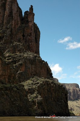 Owyhee River Canyon.
